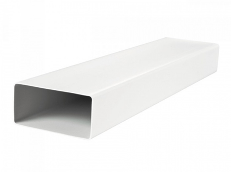 Obrázek Hranaté potrubí PVC 60x120/500