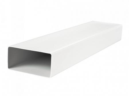 Obrázek Hranaté potrubí PVC 60x120/1500