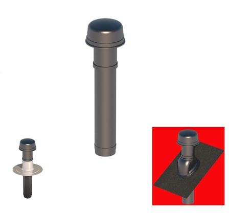 Obrázek pro kategorii Střešní  příslušenství a ventily