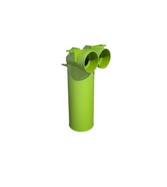 Obrázek z Kruhový adapter na ventil - 63/125