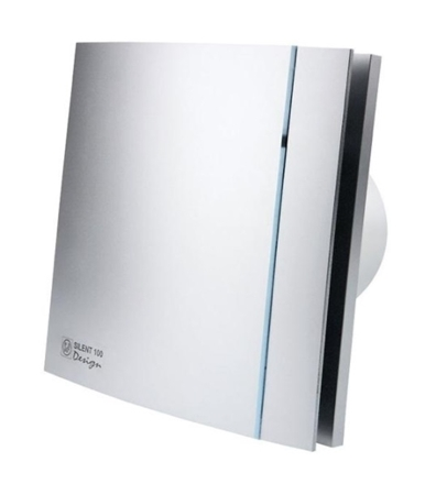 Obrázek SILENT CHZ 100 Design Silver